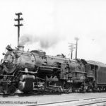 Alexandria, VA terminal; 6/5/1938;  Class MS4; Alco-Richmond; 1923; C/N 64817