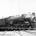 Alexandria, VA terminal; 07/13/1946;  Class MS4; Alco-Richmond; 1923; C/N 64816