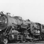 Alexandria, VA terminal; 10/29/1939;  Class MS4; Alco-Richmond; 1923; C/N 64810