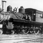 Selma, Alabama, 1938; Class B-4; Rogers Locomotive & Machine Works; 1885 - C/N 3531; Scrapped 11/1938