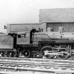 Atlanta Enginehouse, Georgia, 1917; Class C, Richmond, 1906 C/N 39318; scrapped and Hayne 4/1939