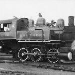 Spencer, N.C., 9/15/1951; Class A-4, Baldwin, 1906, C/N 28624