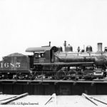 Alexandria, Virginia Terminal, 7/13/1946; Class A7, Pittsberg, 11/1904 C/N 30247; Retired 10/1947