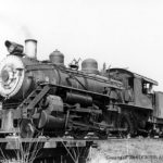 Laurel, MS; 11/10/1940;  Class Es-23; Baldwin 1912; C/N 37572; retired 2/1/1948