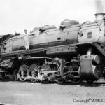 Ashville, N.C. Yard; 9/4/1937; Alass S5-1 Brooks 1918; C/N 60049; retired 3/1/1952