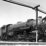 Alexandria, VA terminal; 6/5/1938;  Class MS4; Alco-Richmond; 1923; C/N 64831