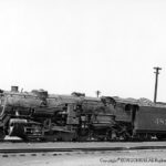 Alexandria, VA terminal; 5/8/1938;  Class MS4; Alco-Richmond; 1923; C/N 64826